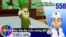 THVL | Dr. Khỏe - Tập 550: Cây bìm bịp (cây xương khỉ)  – Phần 1