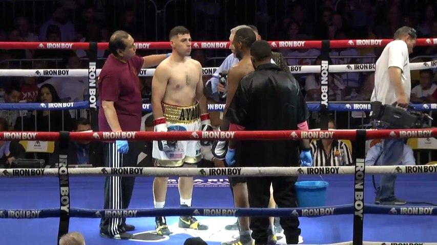 Eduardo Ayala vs Roberto Yong (12-10-2019) Full Fight