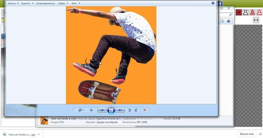 Poner un color de fondo a una imagen online   QuitarFondo