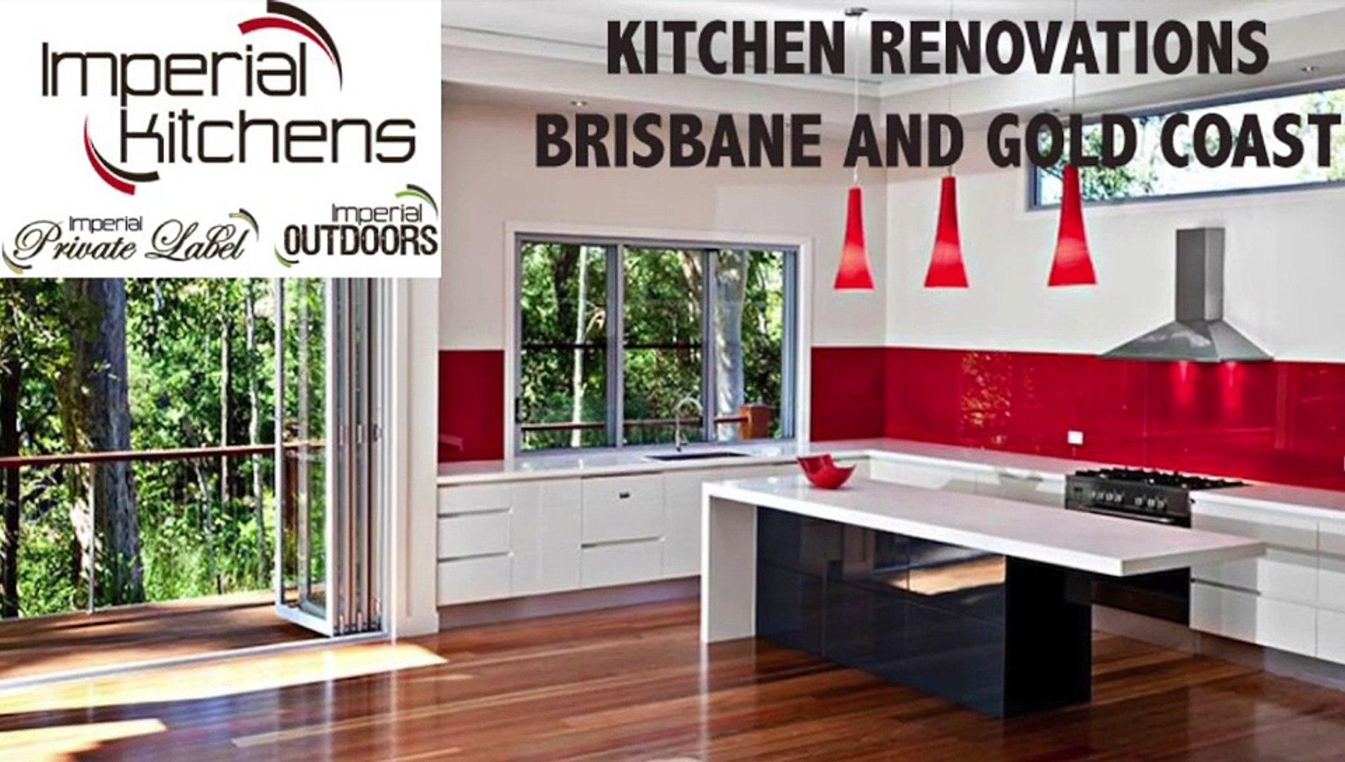 Kitchen Renovations Brisbane and Gold Coast