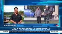 Kapolda dan Pangdam Papua Lakukan Patroli Keamanan