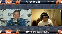 NFL Picks Monday Night Tony T Sean Higgs 10/14/2019