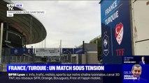La France affronte ce lundi soir la Turquie, dans un match qui pourrait être tendu en tribunes