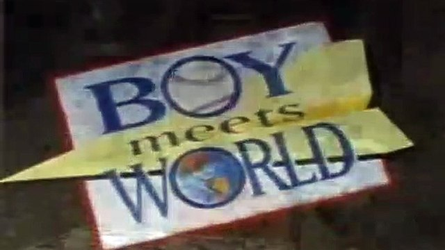 Boy Meets World - 713 - The Provider