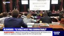 Un élu RN demande à une mère de famille de retirer son voile lors du conseil régional de Bourgogne-Franche-Comté