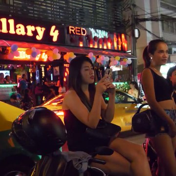 After Midnight in Bangkok Soi 4, Better than Pattaya
