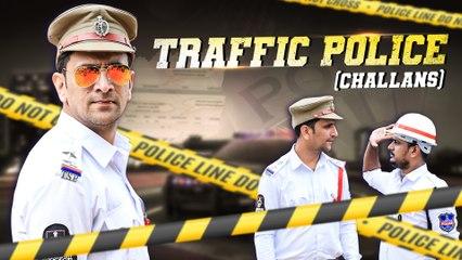 Traffic Police [Challans] || Hyderabadi Comedy || Kiraak Hyderabadiz