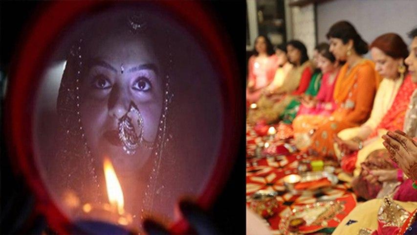 2019 करवाचौथ व्रत पर साथ नहीं है पति तो ऐसे करें पूजा और व्रत पारण | Karwachauth 2019 Vrat | Boldsky