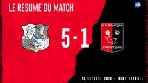 [U19 NATIONAL] J8 Résumé Amiens SC - USBCO