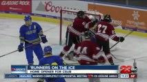 CSUB club hockey drops home opener