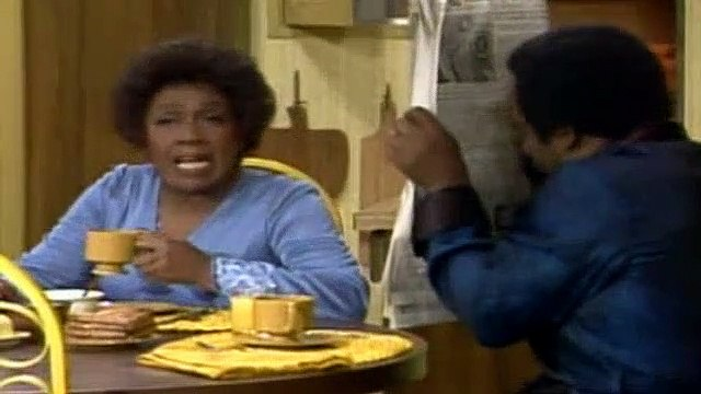The Jeffersons Season 3 Episode 11 Florence in Love