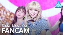 [예능연구소 직캠] OH MY GIRL - BUNGEE (Fall in Love) (MIMI), 오마이걸 - BUNGEE (미미) @Show! MusicCore 20190817