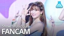 [예능연구소 직캠] OH MY GIRL - BUNGEE (Fall in Love)(SEUNGHEE), 오마이걸 - BUNGEE(승희) @Show! MusicCore 20190817