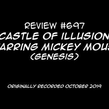 Review 697 - Castle Of Illusion (Genesis)