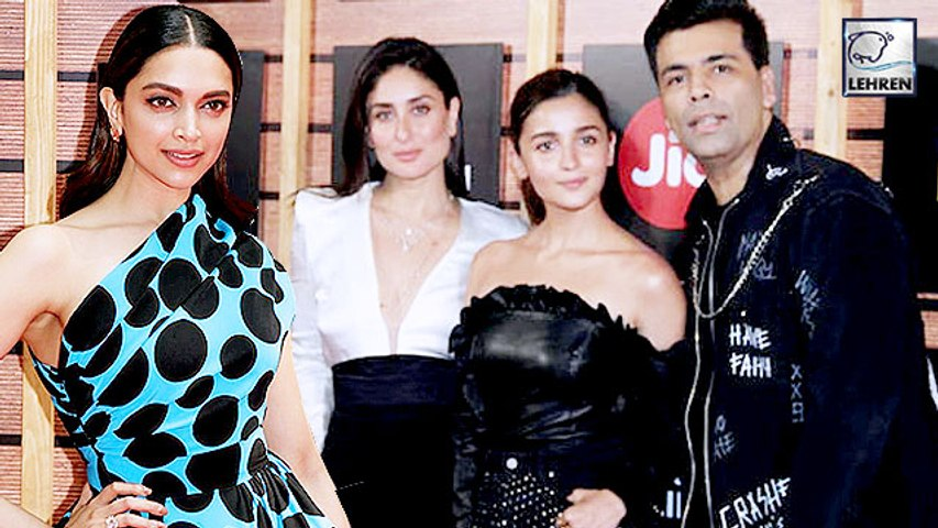 Deepika, Kareena, Alia, Janhvi, Ananya And Karan At Jio MAMI Movie Mela Red Carpet