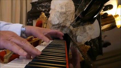 jazzy morning, improvisation piano vladimir mitz