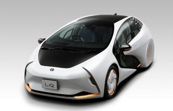 VÍDEO: Toyota LQ Concept, ¡purifica el aire que respiras!