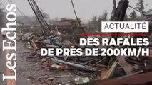 Le typhon Hagibis qui s'est abattu sur le Japon a fait au moins 35 morts