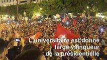 Présidentielle en Tunisie: raz de marée annoncé pour le juriste Kais Saied