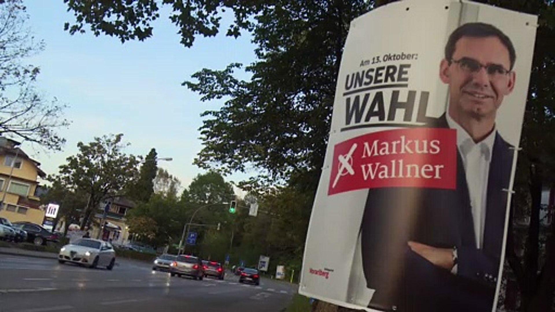 Landtagswahl in Vorarlberg: Schwarz-grüner Sieg, Absturz von FPÖ