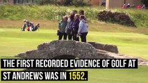 St Andrews - Why St Andrews is the home of golf