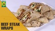Beef Steak Wraps | Mehboob's Kitchen | Masala TV Show | Mehboob Khan