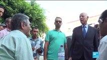 Qui est Kaïs Saïed, le candidat donné vainqueur de la présidentielle en Tunisie ?