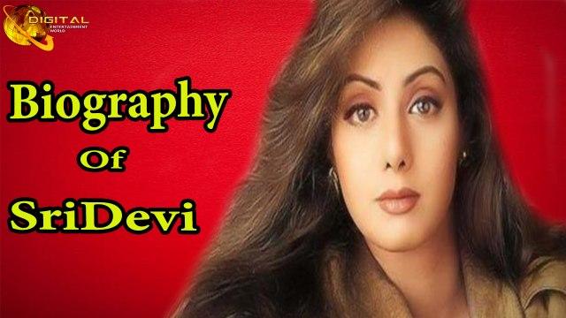 Bollywood's Queen - Sri Devi - Biography - HD