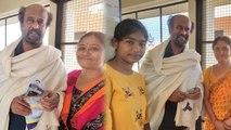 Rajini in Himalayas : இமயமலைக்கு சென்ற ரஜினி Viral Photos