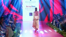 Illeana Cruz Walks The Ramp For S Closet Show At Bombay Times Fashion Week Grand Finale