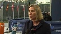 L'UE élabore sa réponse face à l'offensive turque en Syrie