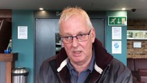 Great Eastern Run race director Jon Marsden explain why the race was cancelled