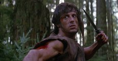 Rambo speaks Japanese : Japan version Rambo First Blood
