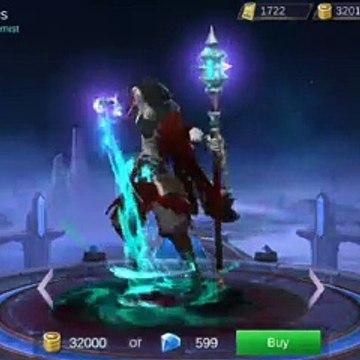 Mobile Legends Bang Bang Hero Faramis Buy Hero Battle Points