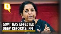Nirmala Sitharaman Reacts to Husband's 'Embrace Manmohan's Economic Model' Remark