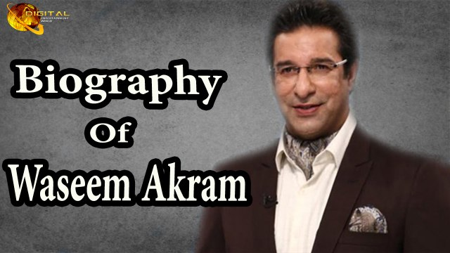 The Greatest Bowler - Waseem Akram - Biography - HD