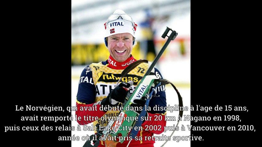 Biathlon Nouvelles 2019  Décès de Halvard