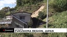 Japan: Retter suchen nach Überlebenden des Wirbelsturms Hagibis