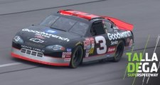 Childress pilots Earnhardt's No. 3 around Talladega