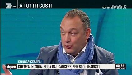 DUNDAR KESAPLI ITALYAN RAI 3 TELEVIZYONUNDA