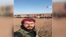 - Suriye Milli Ordusu askerleri, Mümbiç sınırında namaz kıldı
