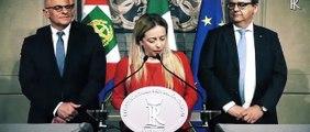 """Fratelli d'Italia, Meloni: """"Impegno e determinazione per l'Italia"""" (14.10.19)"""