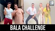 Kareena, Varun, Ranveer, KRK Take Akshay's Bala Challenge