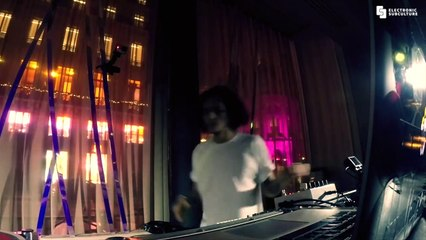 Leo Pol live set for Electronic Subculture @ W Hotel in Paris, France.