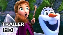 FROZEN 2 International Trailer