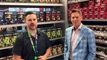 Newsgeek Interviews Brian Mariotti at NYCC 2019