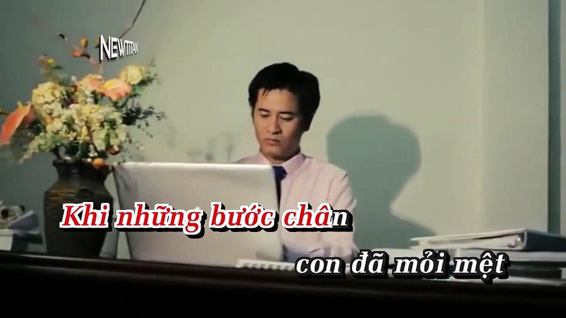 [Karaoke] Thư Của Mẹ - Thanh Ngọc [Beat]