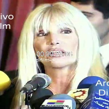 Susana Gimenez escandalo con Huberto Roviralta 1998
