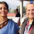 Nirmala Sitharaman के Husband ने भी माना Ecomomic slowdown| वनइंडिया हिन्दी
