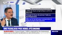 Le prix Nobel d'économie attribué notamment à la Française Esther Duflo pour ses travaux sur la pauvreté